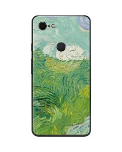 Green Wheat Fields by Vincent van Gogh Google Pixel 3 XL Skin