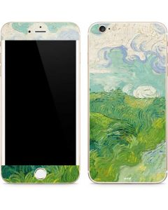 Green Wheat Fields by Vincent van Gogh iPhone 6/6s Plus Skin