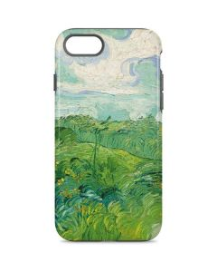 Green Wheat Fields by Vincent van Gogh iPhone 8 Pro Case