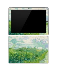 Green Wheat Fields by Vincent van Gogh Surface Pro 3 Skin