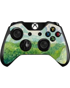 Green Wheat Fields by Vincent van Gogh Xbox One Controller Skin