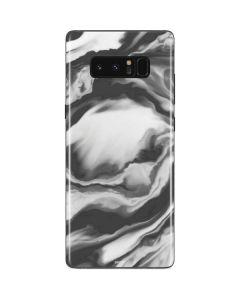 Grey Marble Ink Galaxy Note 8 Skin