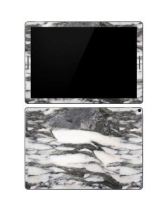 Grey Marbling Google Pixel Slate Skin