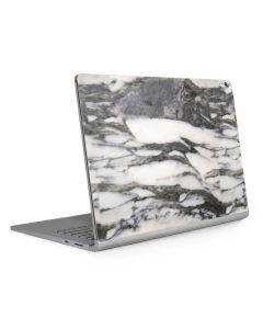 Grey Marbling Surface Book 2 15in Skin
