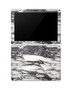 Grey Marbling Surface Go Skin