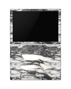 Grey Marbling Surface Pro 6 Skin