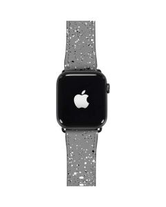 Grey Speckle Apple Watch Band 42-44mm