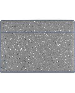 Grey Speckle Galaxy Book Keyboard Folio 12in Skin