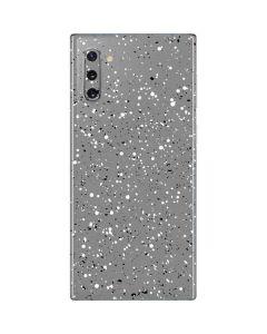 Grey Speckle Galaxy Note 10 Skin
