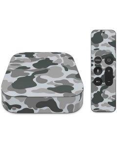 Grey Street Camo Apple TV Skin