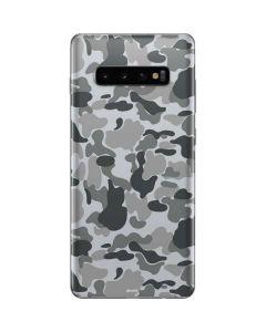Grey Street Camo Galaxy S10 Plus Skin