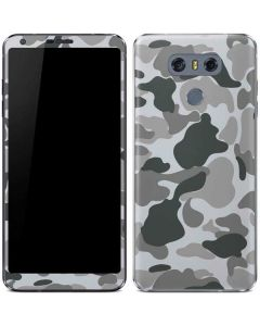 Grey Street Camo LG G6 Skin
