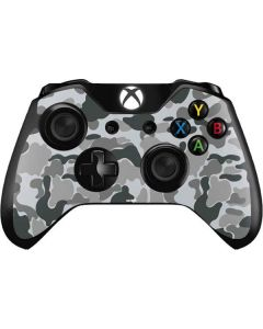 Grey Street Camo Xbox One Controller Skin