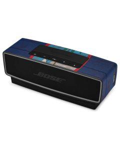 Guam Flag Dark Wood Bose SoundLink Mini Speaker II Skin