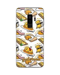 Gudetama 5 More Minutes Galaxy S9 Plus Skin