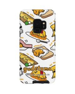 Gudetama 5 More Minutes Galaxy S9 Pro Case