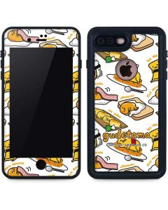 Gudetama 5 More Minutes iPhone 7 Plus Waterproof Case