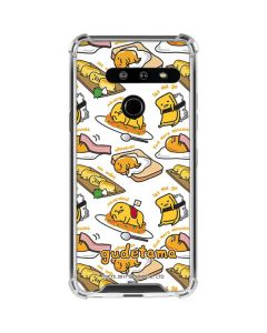 Gudetama 5 More Minutes LG G8 ThinQ Clear Case
