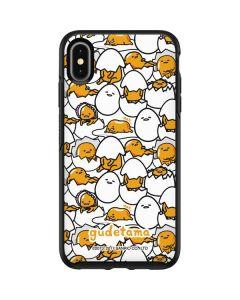 Gudetama Blast Pattern Otterbox Symmetry iPhone Skin