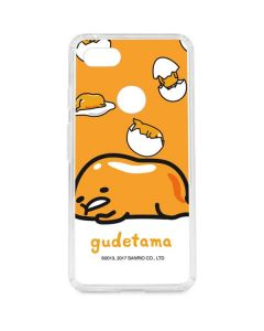 Gudetama Egg Shell Google Pixel 3 XL Clear Case