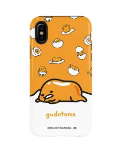 Gudetama Egg Shell iPhone XS Max Pro Case