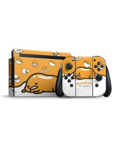 Gudetama Egg Shell Nintendo Switch Bundle Skin