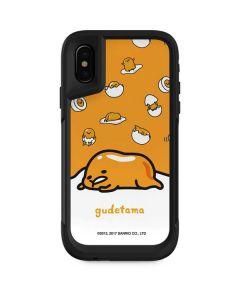 Gudetama Egg Shell Otterbox Pursuit iPhone Skin