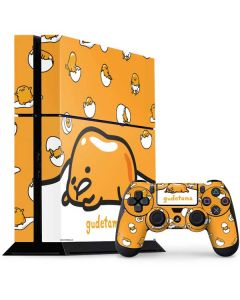 Gudetama Egg Shell PS4 Console and Controller Bundle Skin