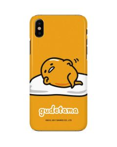 Gudetama iPhone X Lite Case