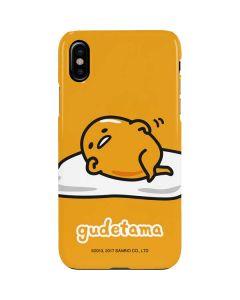 Gudetama iPhone XS Lite Case