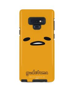 Gudetama Up Close Galaxy Note 9 Pro Case