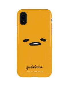 Gudetama Up Close iPhone XR Pro Case
