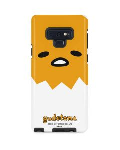 Gudetama Up Close Shell Galaxy Note 9 Pro Case