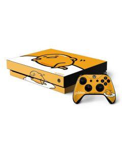 Gudetama Xbox One X Bundle Skin