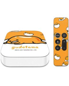 Gudetama Egg Shell Apple TV Skin