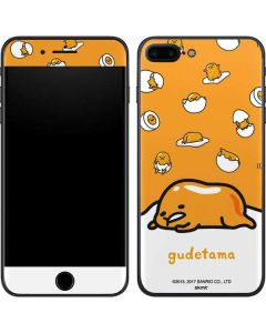 Gudetama Egg Shell iPhone 8 Plus Skin