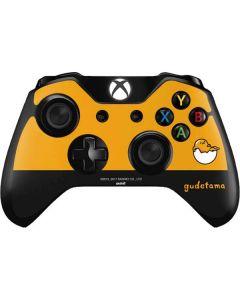 Gudetama Yellow Split Xbox One Controller Skin