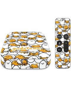 Gudetama Blast Pattern Apple TV Skin