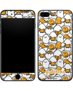 Gudetama Blast Pattern iPhone 8 Plus Skin