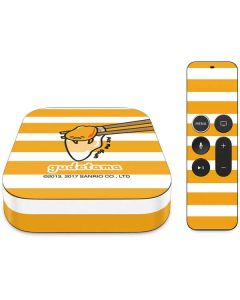 Gudetama Put Me Down Apple TV Skin