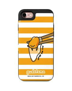 Gudetama Put Me Down iPhone 8 Wallet Case