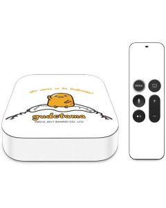 Who Wants To Be Gudetama Apple TV Skin
