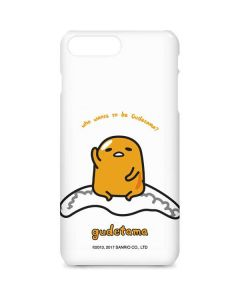 Who Wants To Be Gudetama iPhone 8 Plus Lite Case