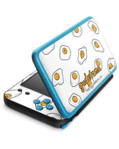 Gudetama Egg Pattern 2DS XL (2017) Skin