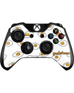 Gudetama Egg Pattern Xbox One Controller Skin