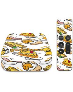 Gudetama 5 More Minutes Apple TV Skin