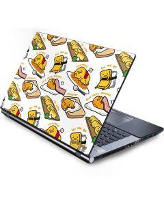 Gudetama 5 More Minutes Generic Laptop Skin