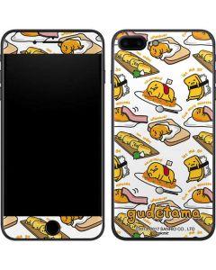 Gudetama 5 More Minutes iPhone 7 Plus Skin
