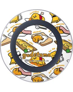 Gudetama 5 More Minutes Wireless Charger Skin
