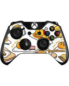 Gudetama 5 More Minutes Xbox One Controller Skin